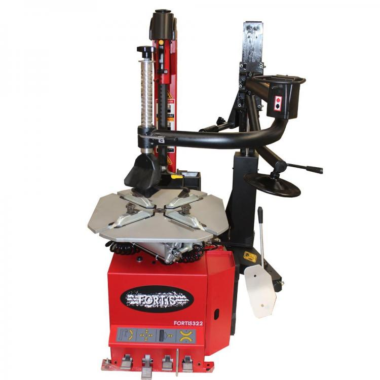 "24"" Fully Automatic Tyre Changer with Assist arm"