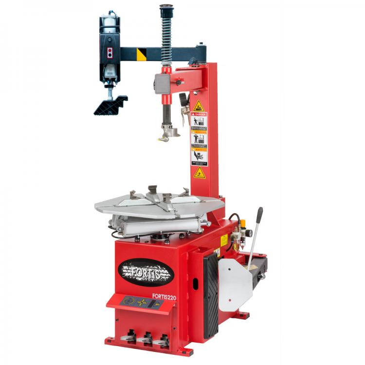 "20"" Semi Automatic Tyre Changer with Assist arm"