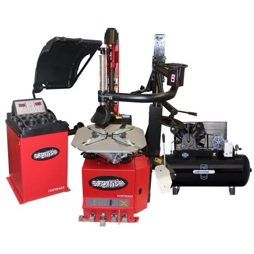 Tyre Machine Packages